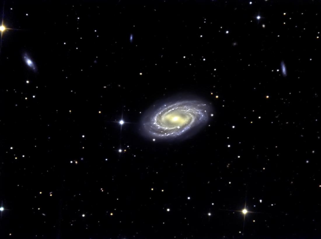 Messier 109 (versão 2012)